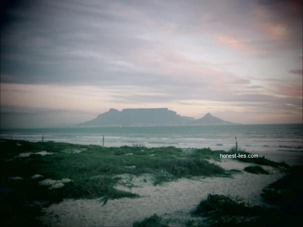 blouberg beach